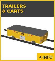heavy lifting equipment - transfer car - Ox Worldwide