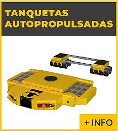 Equipos de elevacion y transporte de cargas tanquetas autopropulsadas Ox Worldwide