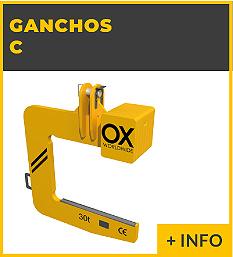 Equipos de elevacion y transporte de cargas - Ganchos C Ox Worldwide