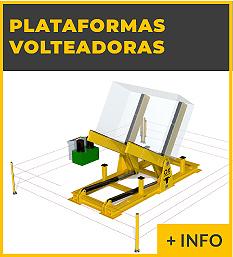 Equipos de elevacion y transporte de cargas - volteador - Ox Worldwide