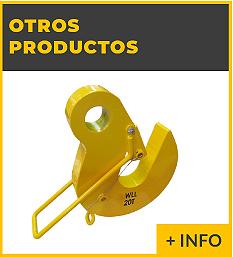 Equipos de elevacion y transporte de cargas - elevación de cargas otros productos - Ox Worldwide