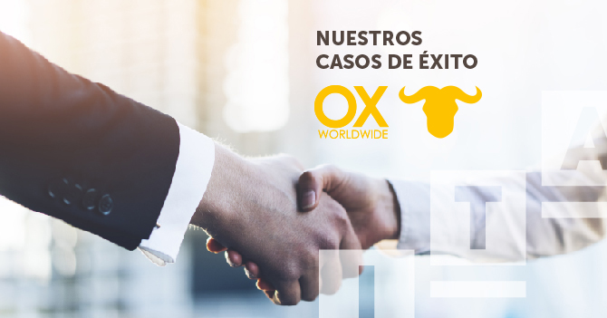 Case Studies - Heavy lifting Ox Worldwide