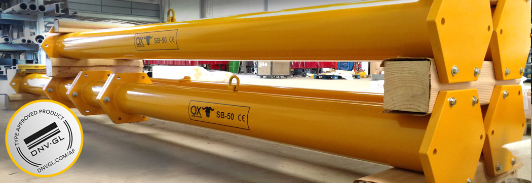 Spreader beams Ox Worldwide Slider 00