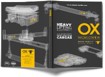 heavy lifting equipment Ox Worldwide catalog 2