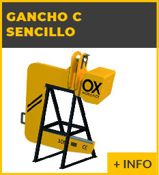 Gancho C modelos 1
