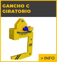 Gancho C modelos 2