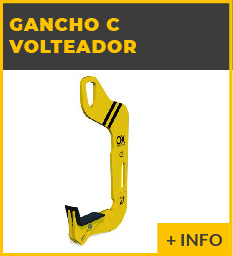 Gancho C modelos 3