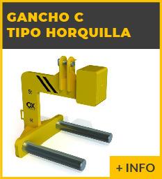 Gancho C modelos 4