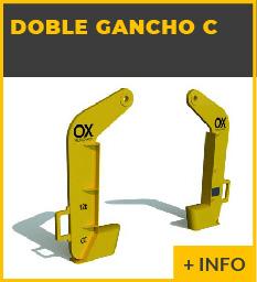 Gancho C modelos 5