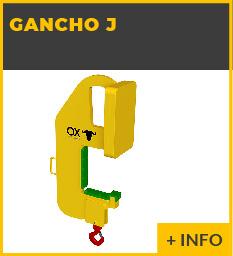 Gancho C modelos 7