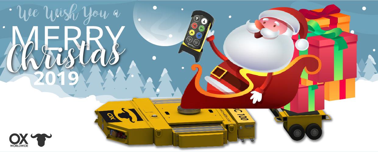 Ox Worldwide Mery Christmas