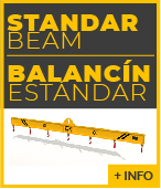 lifting beam standar