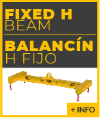 fixed H lifting beam