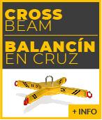 Balancin de elevacion en cruz