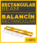 rectangular lifting beam