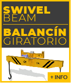 swivel lifting beam