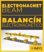electromagnet lifting beam