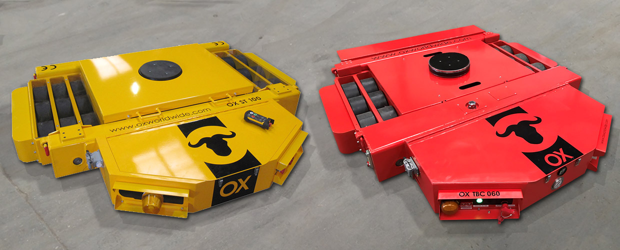 Ox Worldwide Heavy Lifting Equipment - Slider 8