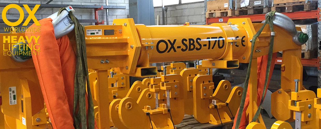 Ox Worldwide Heavy Lifting Equipment - Slider 3B