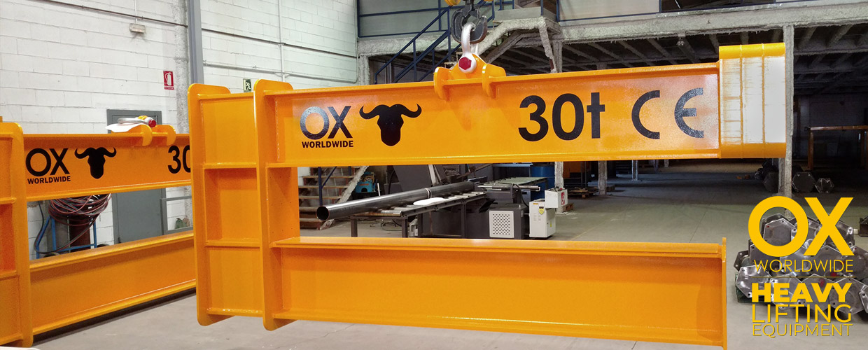 Ox Worldwide Heavy Lifting Equipment - Slider 5