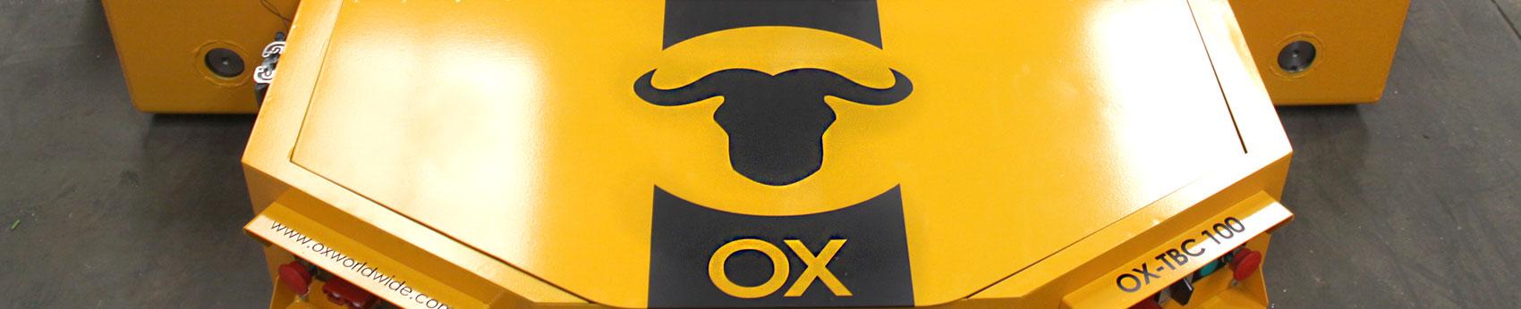 Ox Worldwide Equipamiento para el transporte de grandes cargas