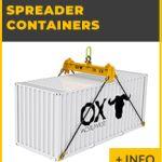 Container spreader Ox Worldwide