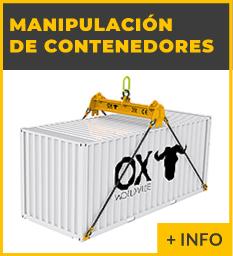 Equipos de elevacion y transporte de cargas - spreader para contenedores