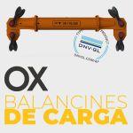Capacidades de los balancines de carga