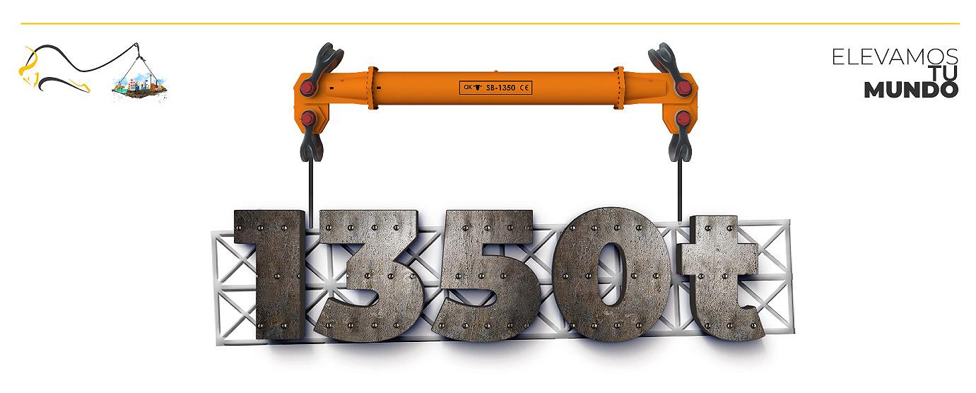 Balancines de carga Ox Worldwide banner