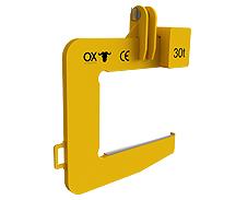Equipos de elevacion y transporte de cargas Ox Worldwide - Gancho C Bobinas