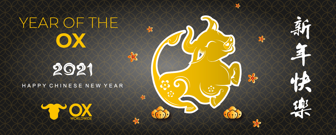 chinese year ox