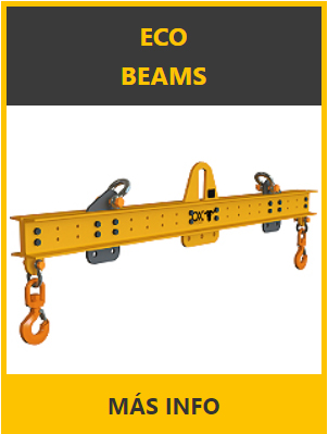 balancin de elevacion ajustable o Eco beam