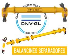 balancicnes de carga - Ox Worldwide