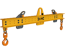 heavy lifting equipment - Lifting Beam Ecobeam Ox Worldwide