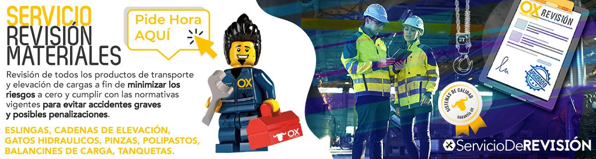 Servicio Mantenimiento Ox Worldwide