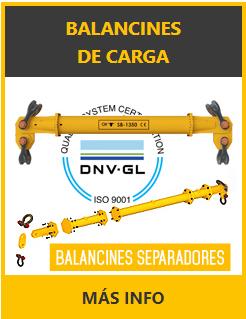 Balancines de carga Ox