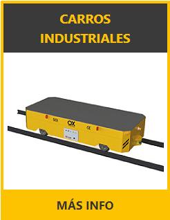 carros industriales Ox