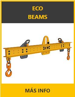 Liftings beams adjustables Ox