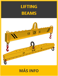 Lifting beams Ox Worldwide