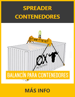 balancin containers OX